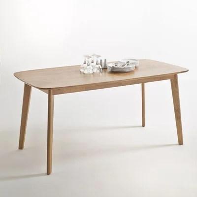 table bois la redoute