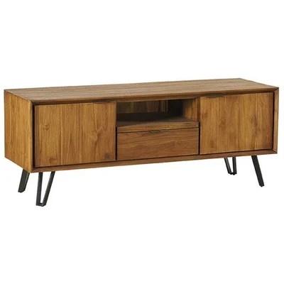 meubles bois massif contemporain la