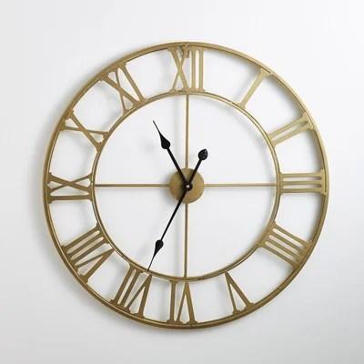 horloge en metal coloris laiton zivos horloge en metal coloris laiton zivos la redoute