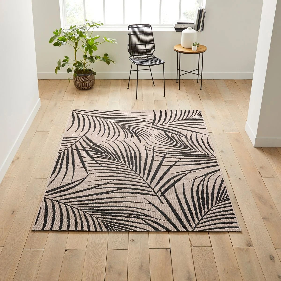 tapis noir 160x230 la redoute