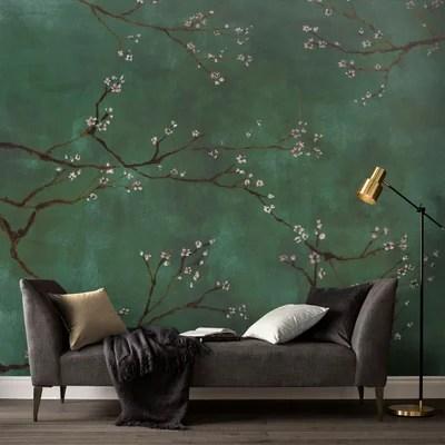 papier peint japonais la redoute