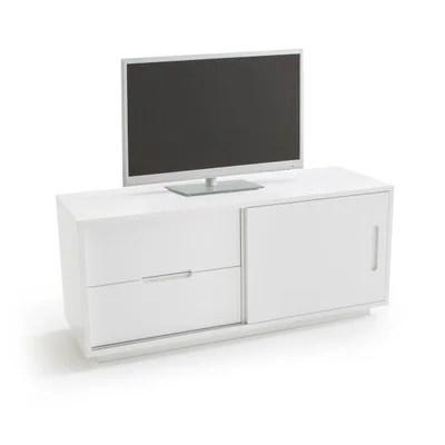 banc tv 120 cm norwich banc tv 120 cm norwich la redoute interieurs
