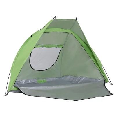 tente abris camping la redoute