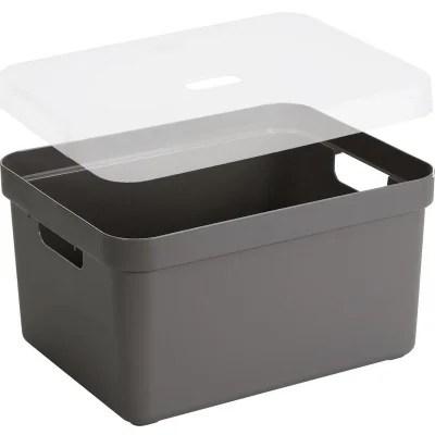 boite rangement plastique tiroir la