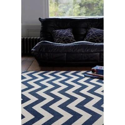 tapis bleu marine la redoute