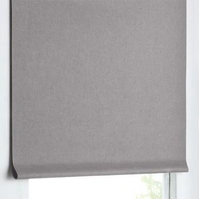 store tissu gris la redoute