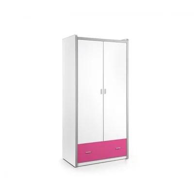 armoire rose la redoute
