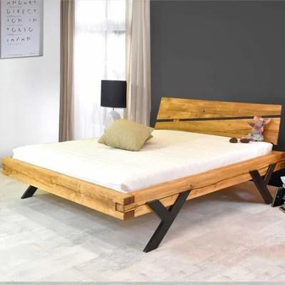 lit en bois massif la redoute