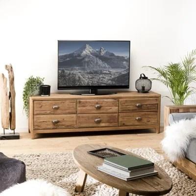meuble tv 180 cm la redoute
