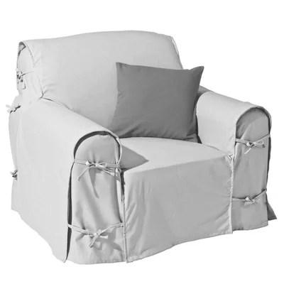 housse fauteuil coton la redoute