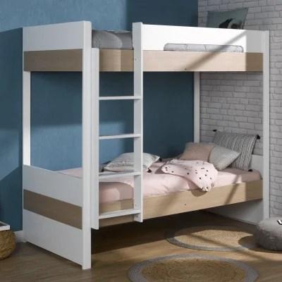 lit superpose enfant la redoute