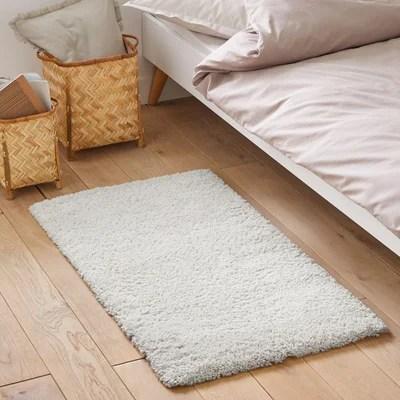 tapis gris et blanc la redoute