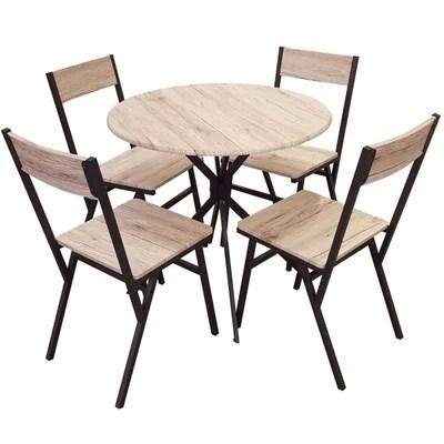 table a manger plus chaise la redoute