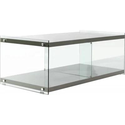 ensemble meuble tv et table basse gris