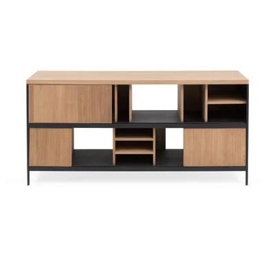 meuble tv avec rangement moderne la