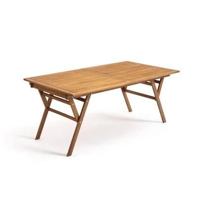 table de jardin a allonge ramaldi table de jardin a allonge ramaldi la redoute