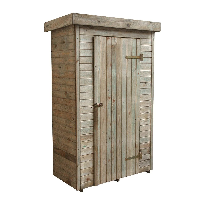 armoire de jardin pvc la redoute