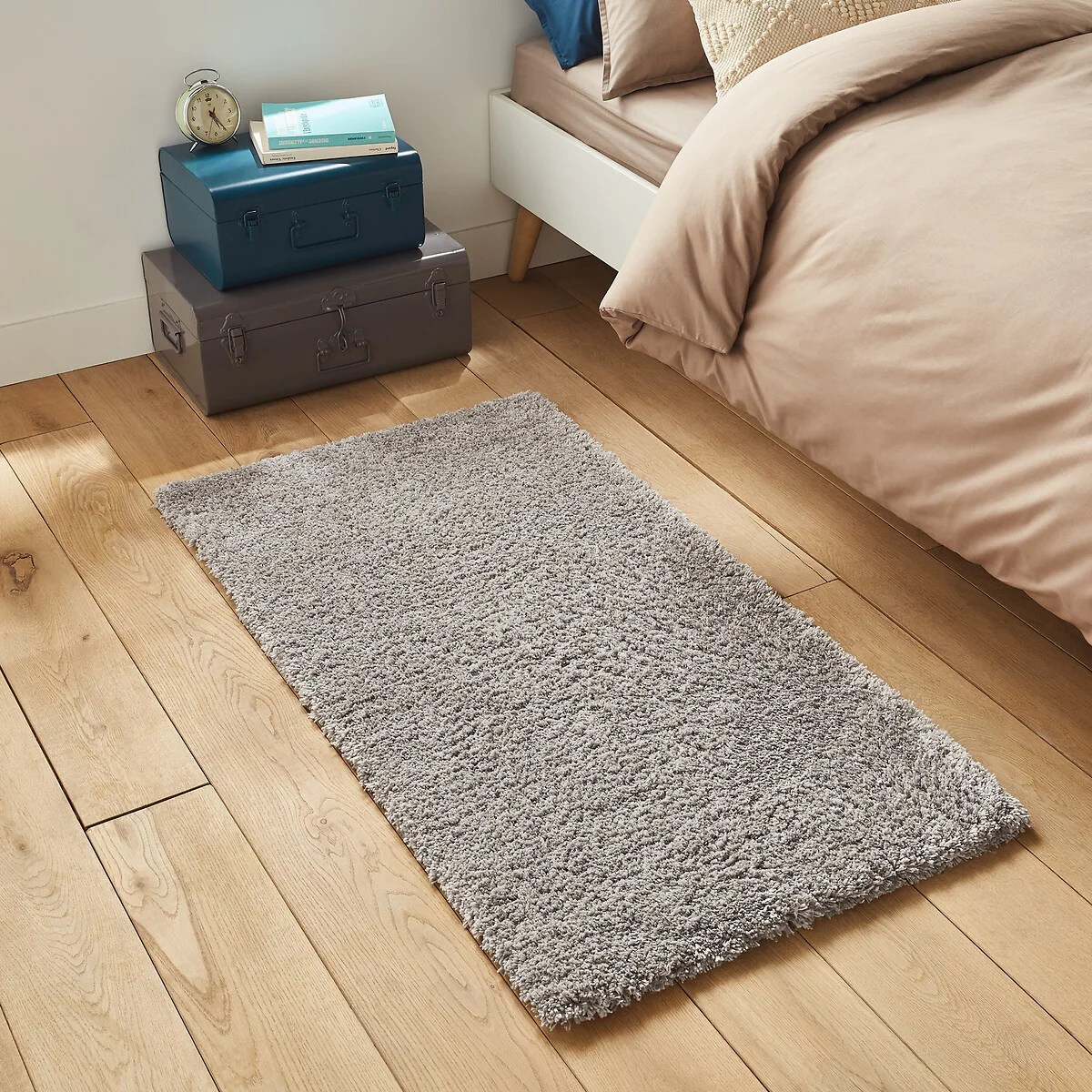 tapis couleur taupe la redoute