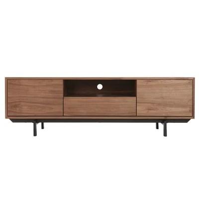 meuble tv 160 cm la redoute