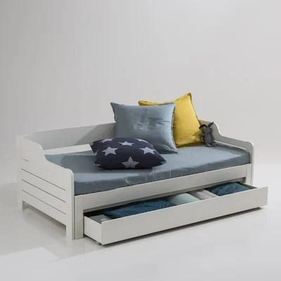 lit 1 personnes avec tiroir la redoute