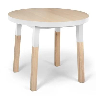 petite table de cuisine blanche la