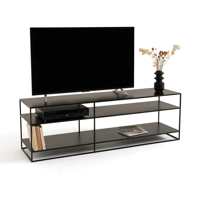 meuble tv fer la redoute
