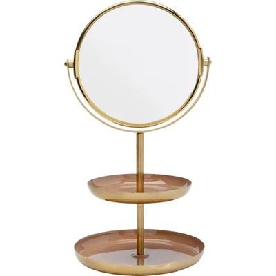 miroir de table la redoute