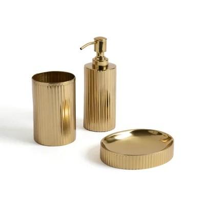 accessoires de salle de bain la redoute