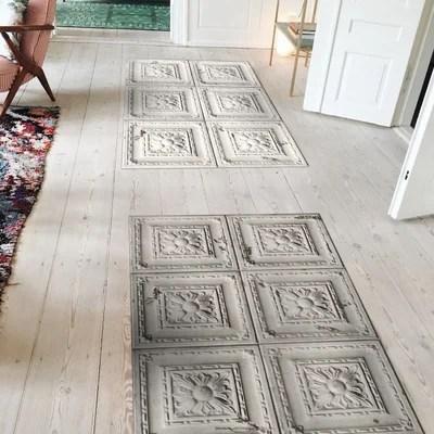 tapis vinyle la redoute