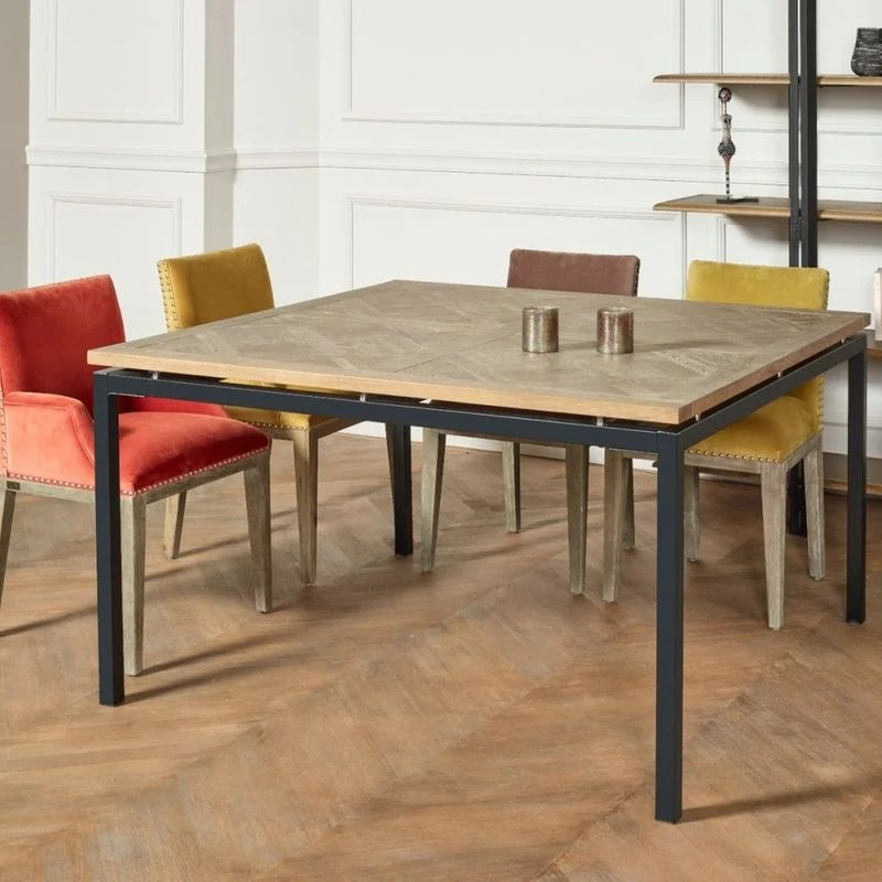 table carree la redoute