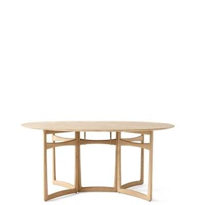 table ovale pliante la redoute