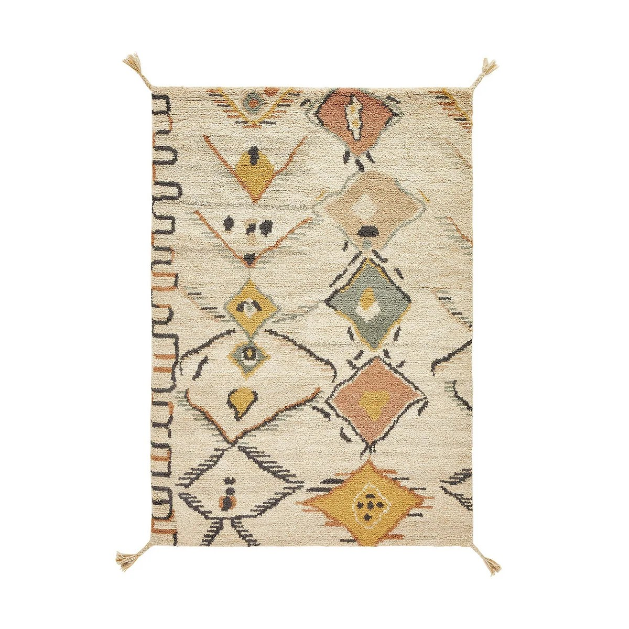 tapis style berbere mirjana