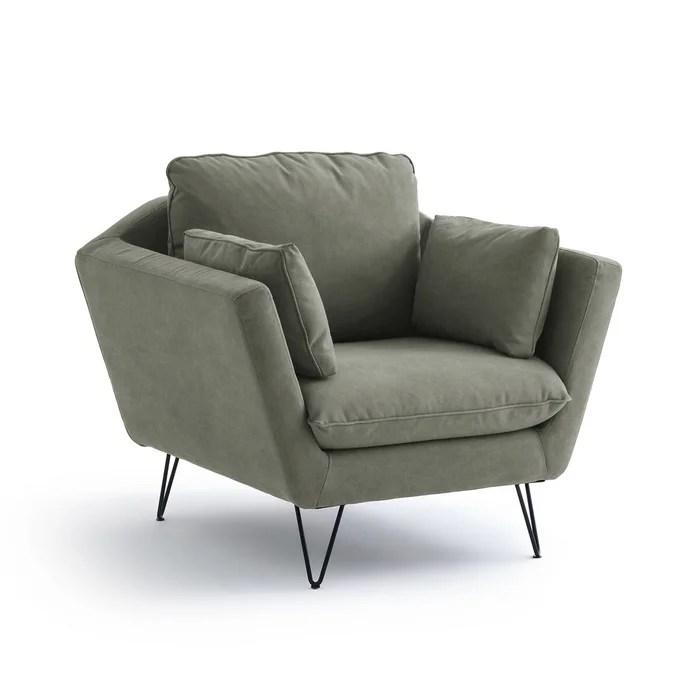 fauteuil coton bristal