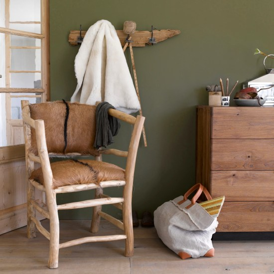 Imagen de Perchero de madera de deriva Kosta AM.PM.