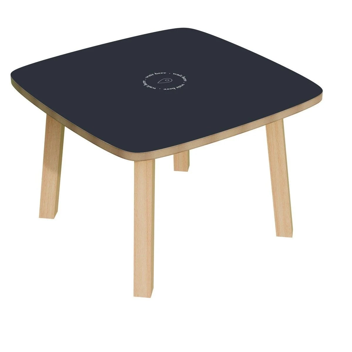 table basse scandinave 60x60 cm