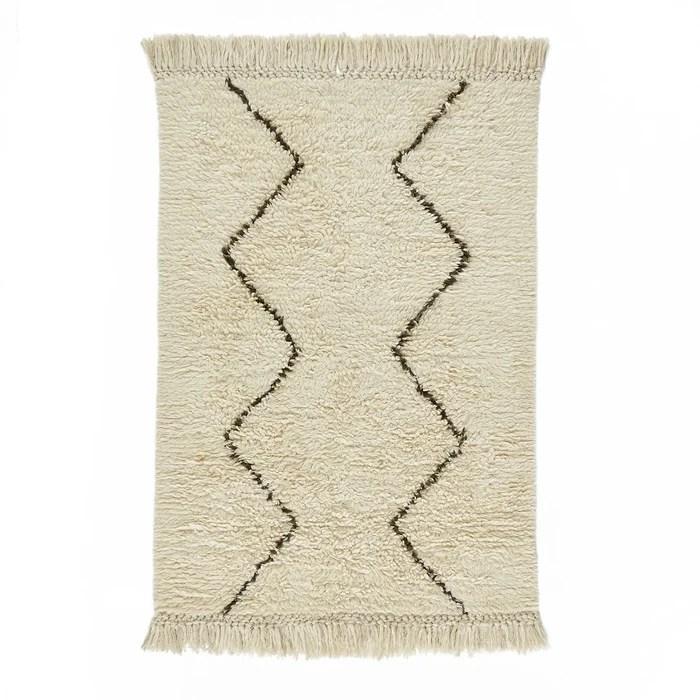 tapis style berbere en laine nyborg