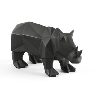 Imagen de Rinoceronte decorativo BLAZIA La Redoute Interieurs