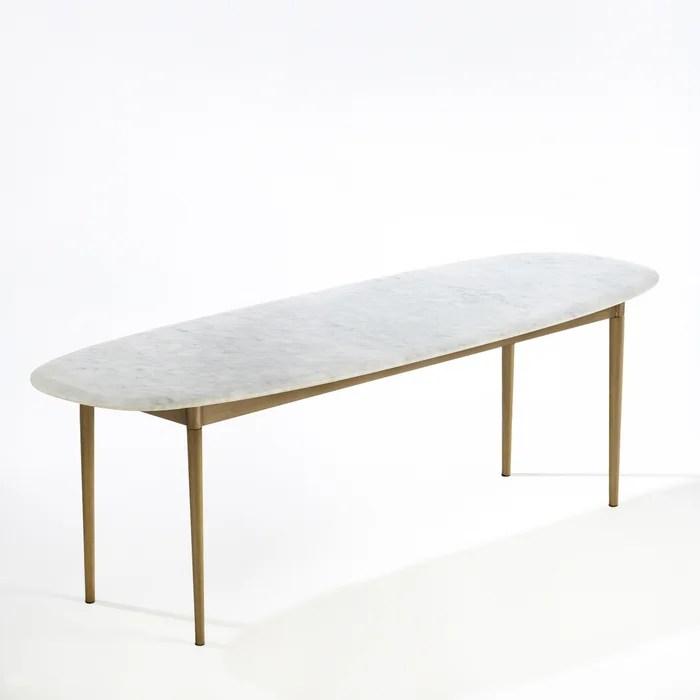 adelong oblong coffee table