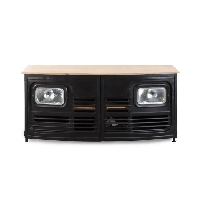 meuble tv industriel tata camion