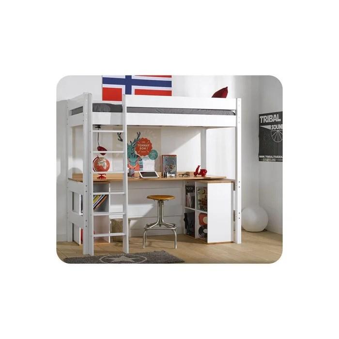 lit mezzanine clay avec bureau ma chambre d enfant image 0