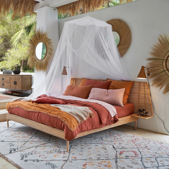 tapis style berbere en laine ashwin