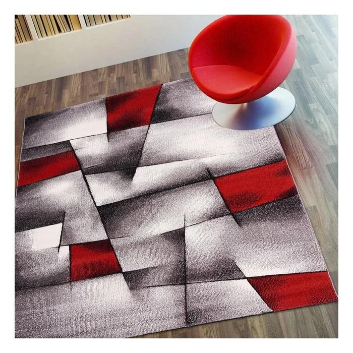 tapis design et moderne triangula