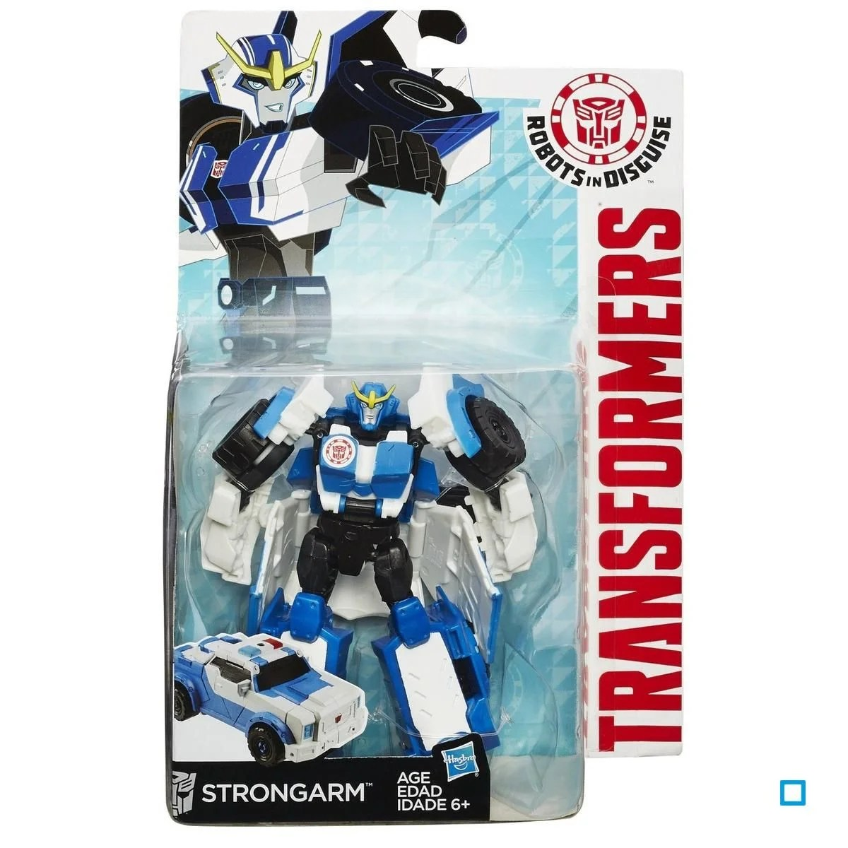 Transformers Robots In Disguise Deluxe Strongarm