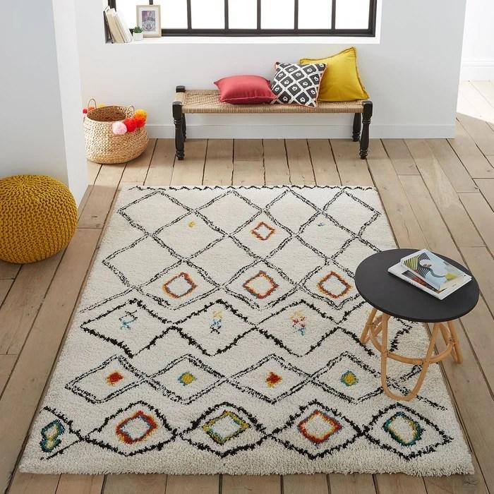 Tapis Style Berbre Ustril Multicolore La Redoute
