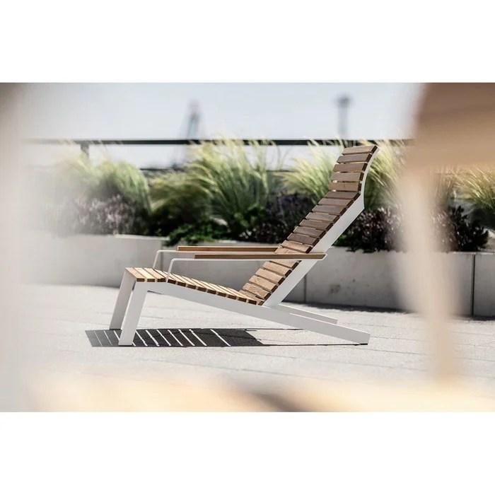 fauteuil egoe transat exterieur alva