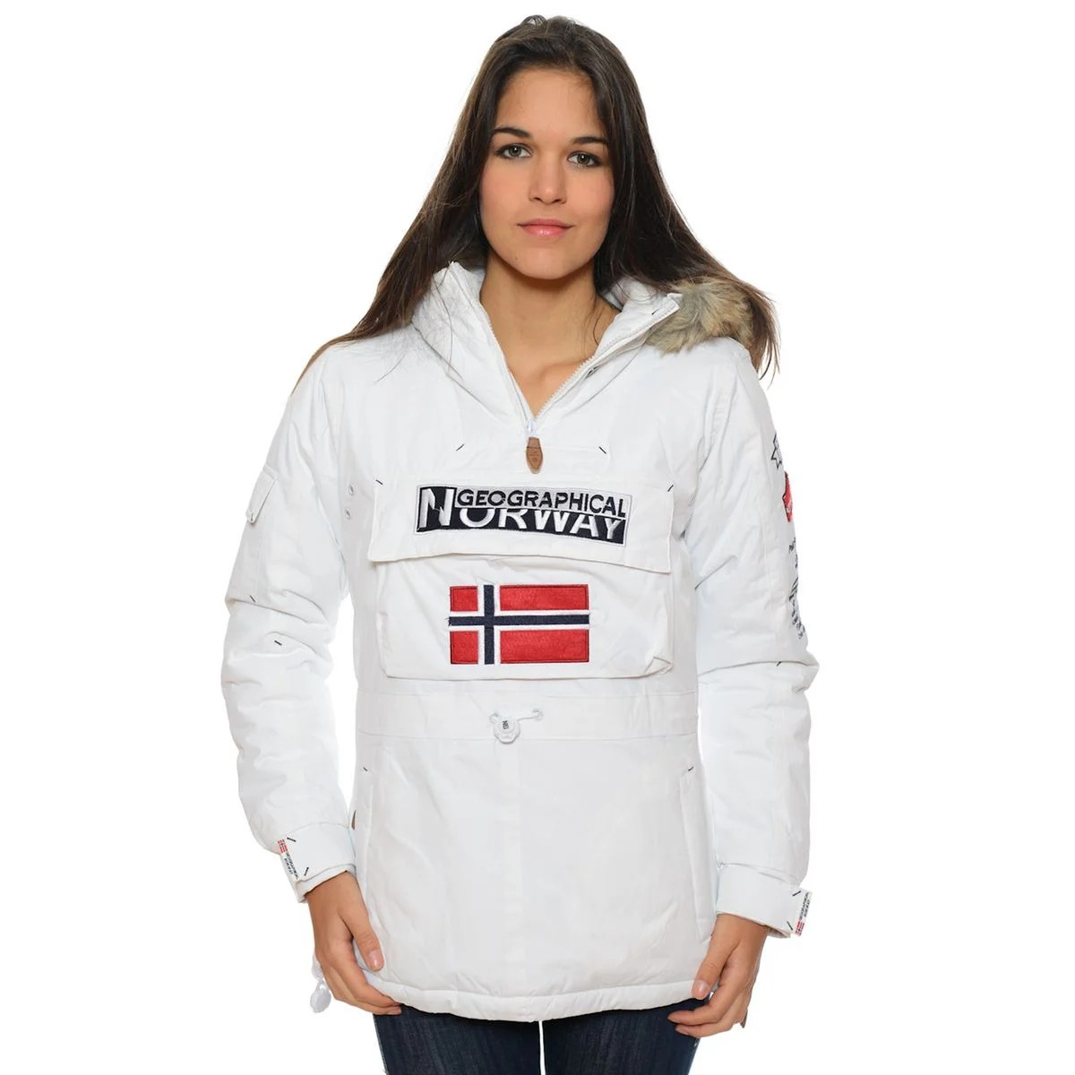 Parka Femme Geographical Norway Bulbeuse Geographical