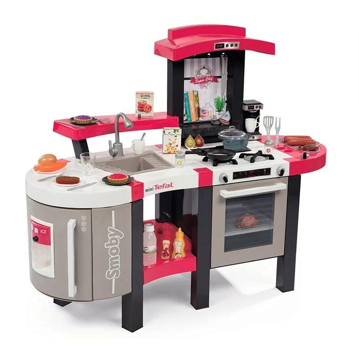 Tefal  cuisine super chef deluxe  smo311304 Smoby  La
