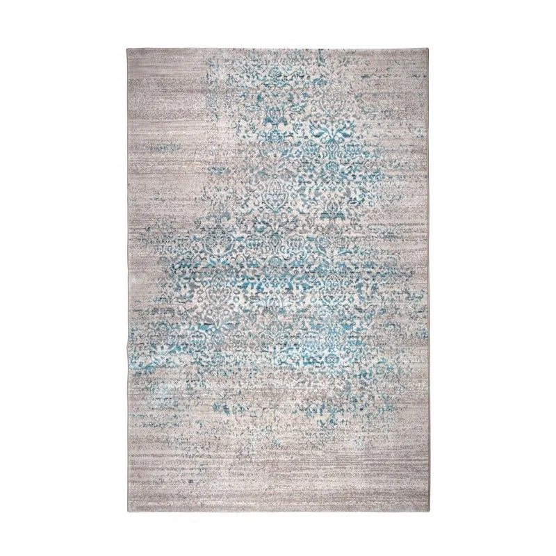 tapis vintage bleu magic