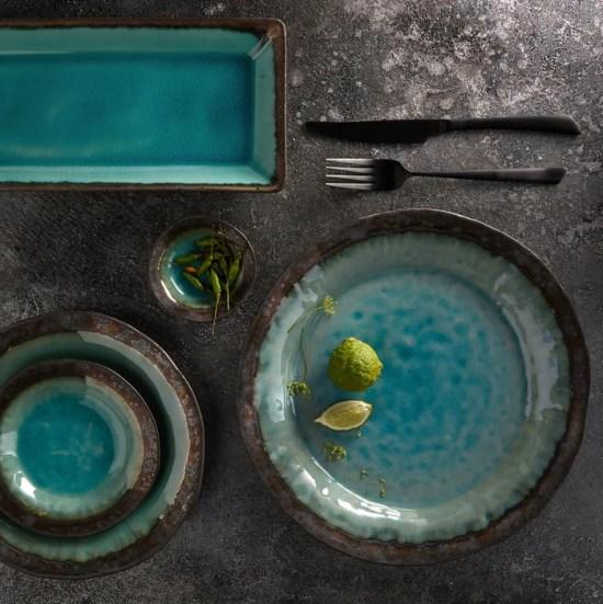 Imagen de Fuente de gres esmaltada, Altadill AM.PM.