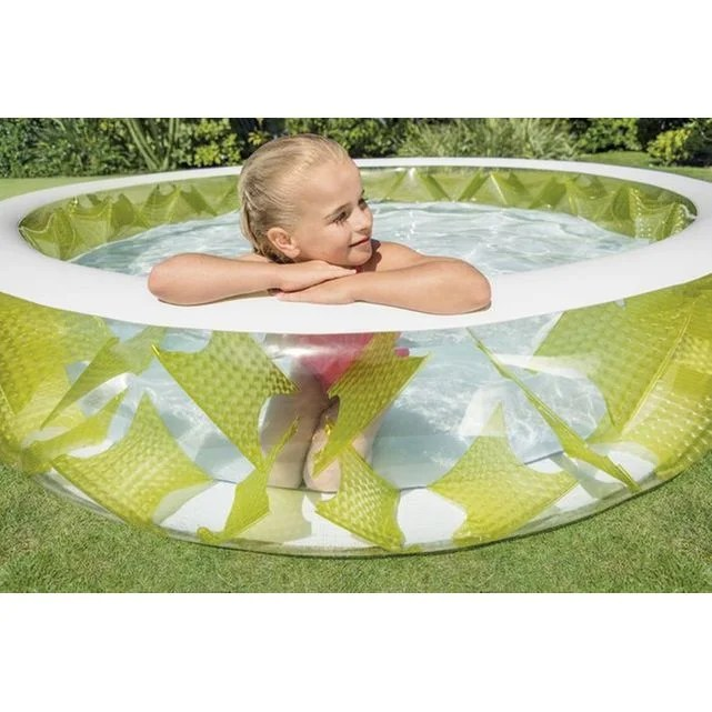 piscine gonflable ronde 2 29 x 0 56 m